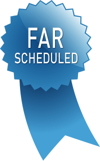 FAR scheduled